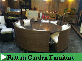 Rattan Garden Furniture Doncaster